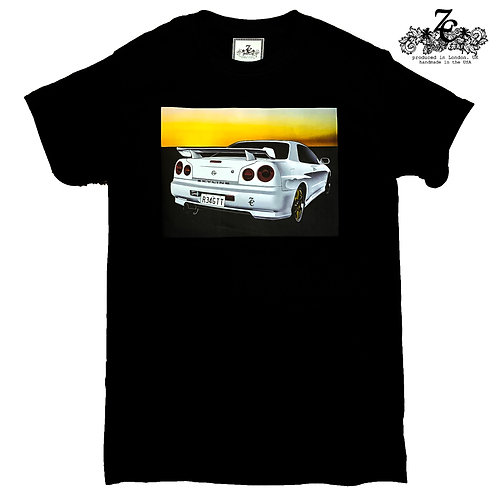 ZC R34 White Skyline