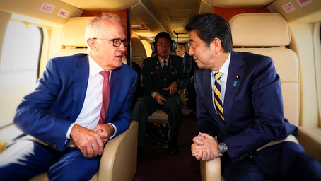 Joint Press Statement on the visit to Japan by Australian Prime Minister Turnbull