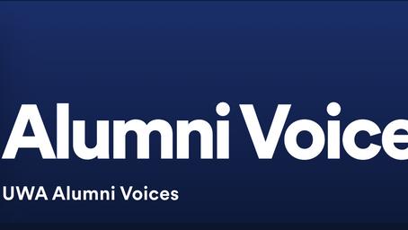 UWA Alumni Voices Podcast