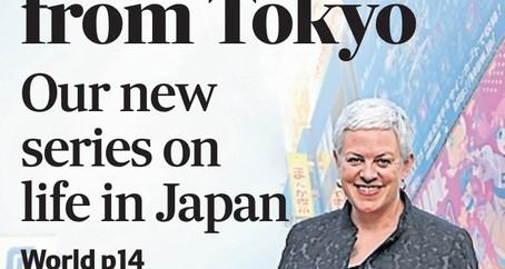 Postcard from Tokyo - Australian Financial Review