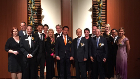 日豪通商協定60周年  Melanie Brock's speech on the 60th anniversary of the Australia Japan Commerce Treaty