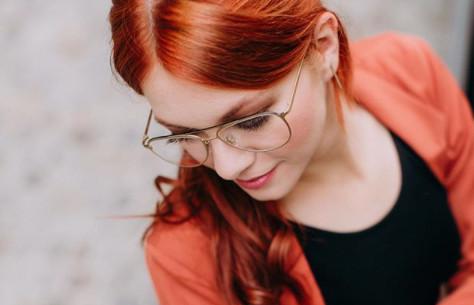 Fashion Brille Blendwerk