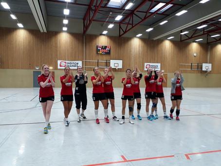 Spielbericht: 1. Damen - HV Erftstadt