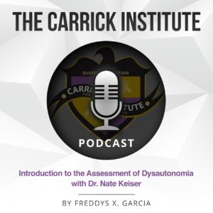 Dr Keiser Dysautonomia Podcast