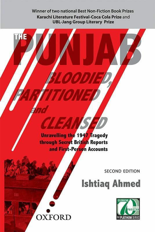 Punjab Bloodied, Partitioned and Cleansed