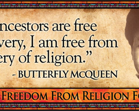 THE FREEDOM OF RELIGION AND THE FREEDOM FROM RELIGION
