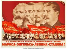 100th Anniversary of the Russian (Bolshevik) Revolution (October Revolution 1917).