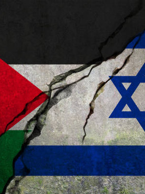 THE ISRAEL - PALESTINE IMBROGLIO MUST GIVE WAY TO PEACE