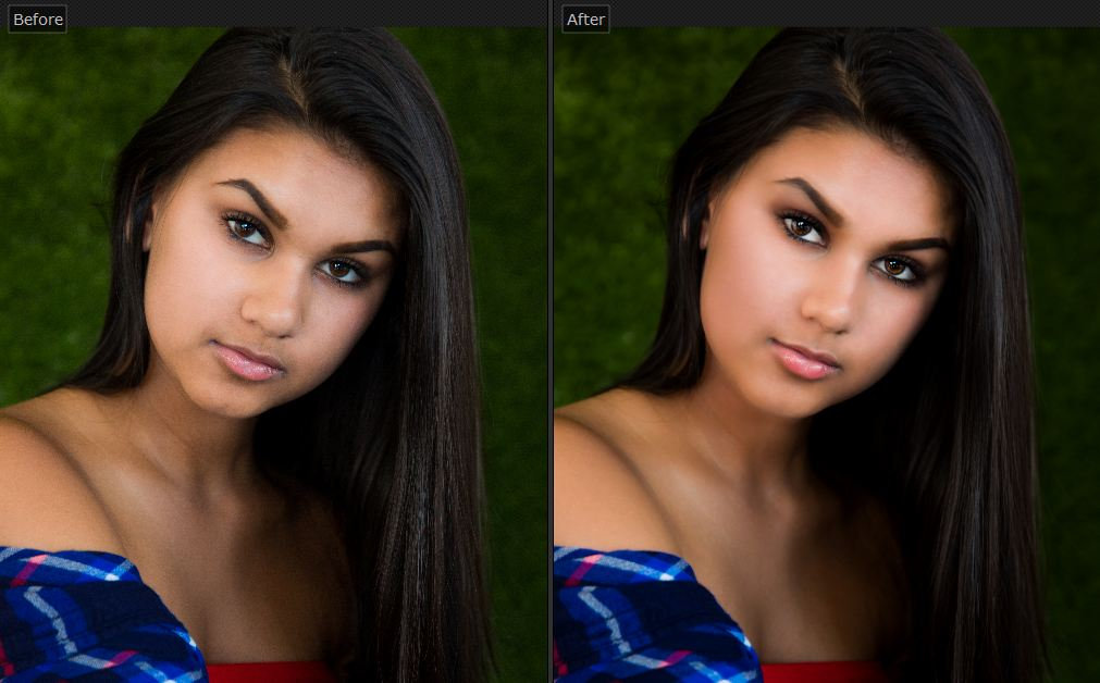 FULL RETOUCHING SERVICES