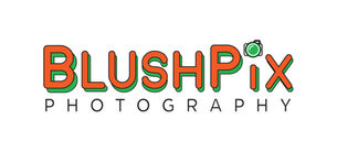 BlushPix Photography Logo