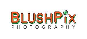 BlushPix Photography Logo