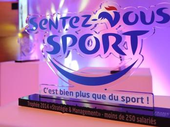 Lancement des Trophées Sentez-Vous Sport 2017