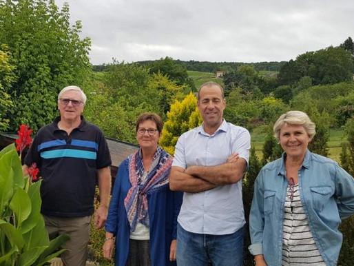 Nouvelle gouvernance pour le CDOS de la Marne
