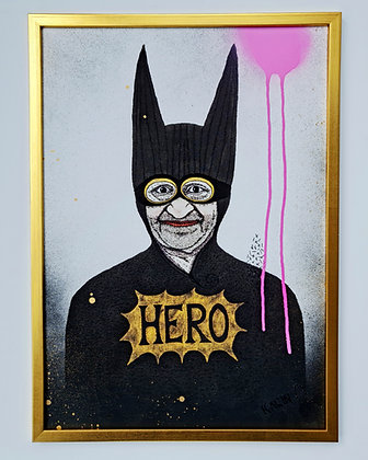 The Hero - Bertil