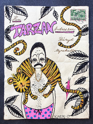 Mr. Tarzan Andersson