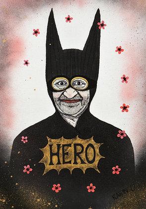The Hero -Melker