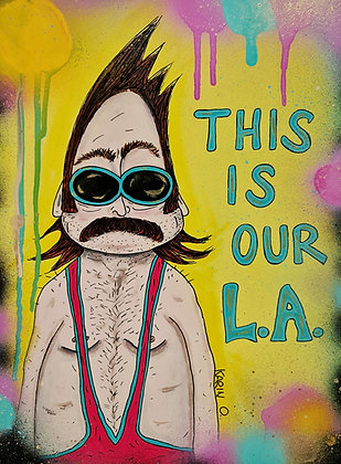 The L.A. Dude