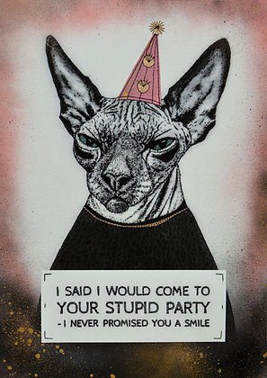 Stupid Party - Morgan