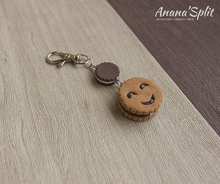 Porte clefs Biscuit BN®