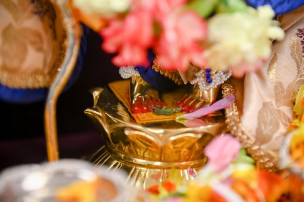 Lotus Feet of Shyamsundar