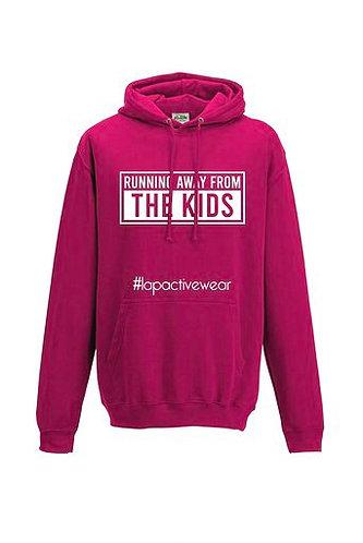 Running Away From The Kids Hoodie