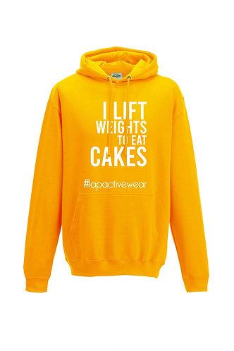 I Lift Weights Hoodie