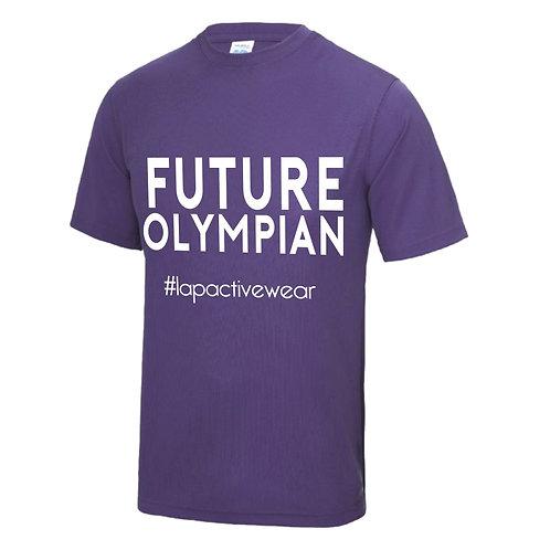 Kids Future Olympian Technical Tee