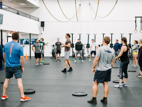 CrossFit on the Plains is hiring!