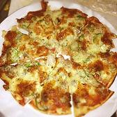 ペルシャピザ。