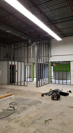 New Commercial Build Out Services Wyoming MN
