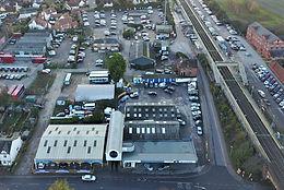 DEAL'S GARAGE, KELVEDON - PHASE 1
