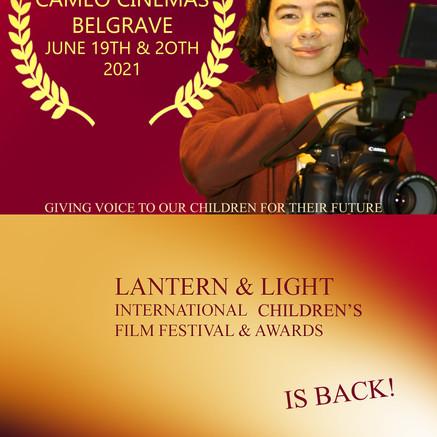 LANTERN & LIGHT INTERNATIONAL CHILDREN 'S FILM FESTIVAL & AWARDS 2021