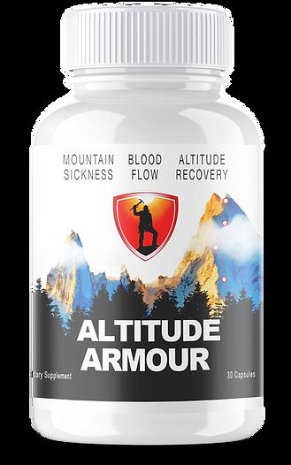 Altitude Armour Supplement for DVT prevention