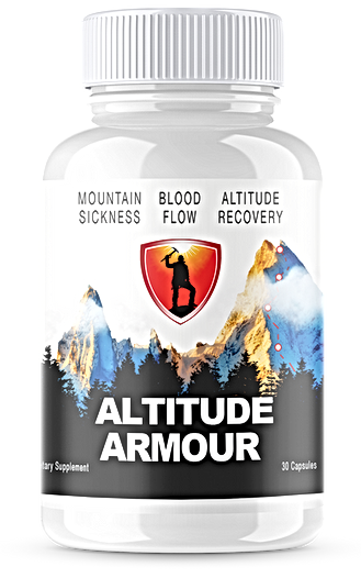 Altitude Armour Supplement for DVT prevention