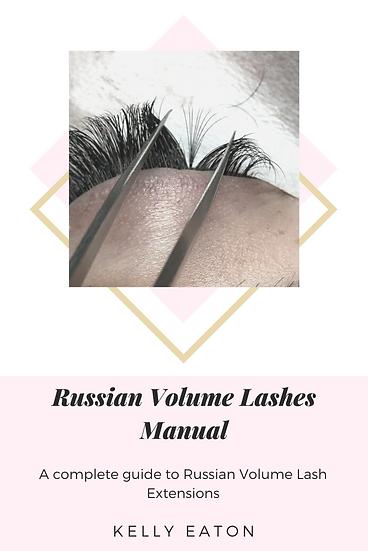Russian Volume Manual - Downloadable eBook