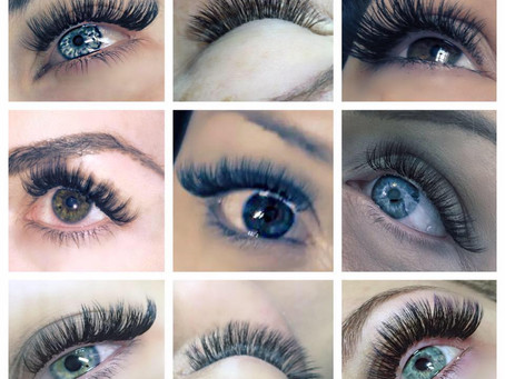 Straight to volume lashes training course