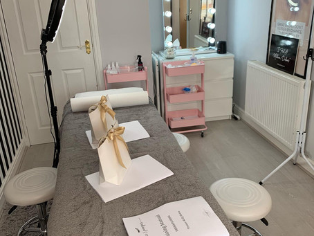 Lash and Brow Training in Manchester