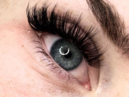 Introducing designer whispy lashes