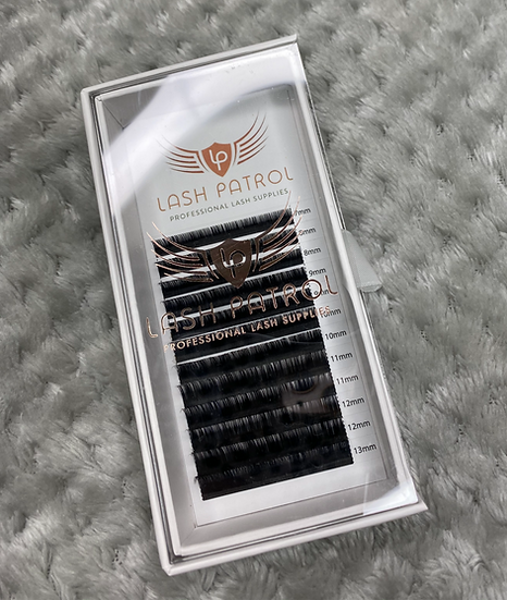 Volume Lashes 0.07 C Curl (Mixed Lengths)