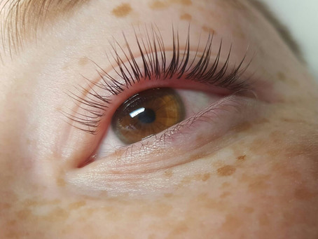 Lashes Without The Maintenance!