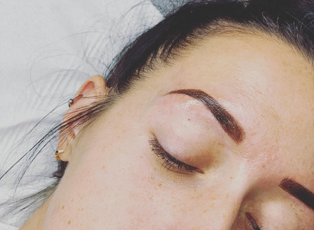 Henna Brows training course