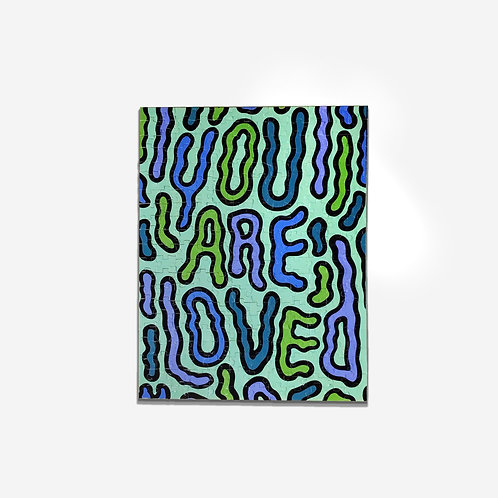 """""""YOU ARE LOVED"""" Puzzle"""