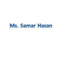 Ms. Samar Hasan