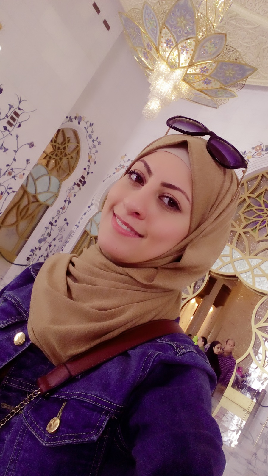 Ms. Layale Hasan