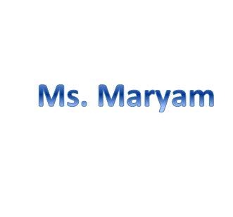 Ms. Mariam