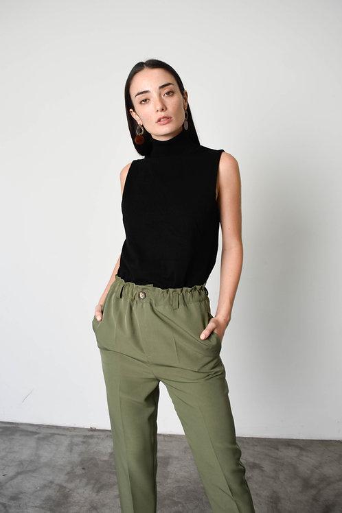 Pantalón Fruncido