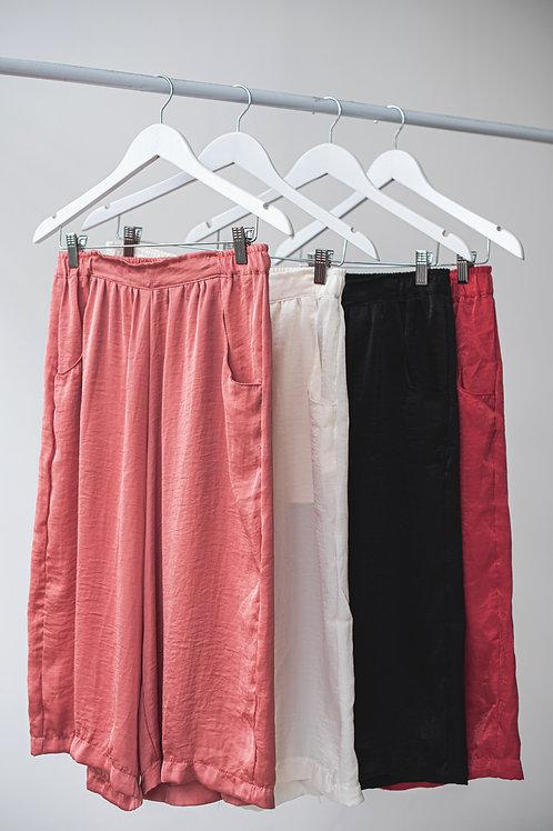 Pantalón con Elástico