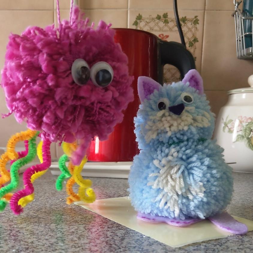 Kids Club - Crazy Creatures