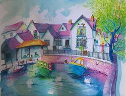 Ann Priddy - Bridge House St Neots
