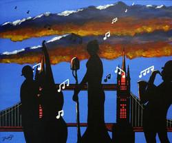 London Swing by David Loyd
